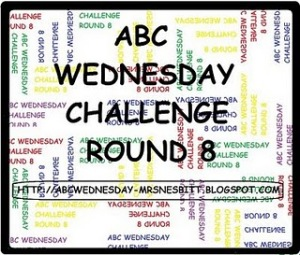 ABC Wednesdays Round 8