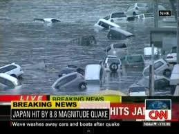 Tokyo-EarthQuake-Tsunami