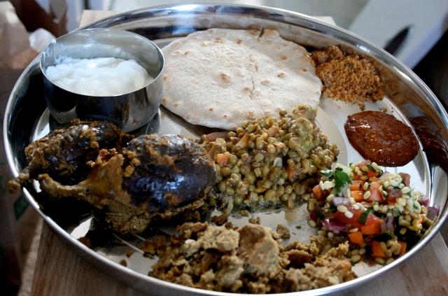 North karnataka sapnas blog jolada rotti with side dishes forumfinder Image collections