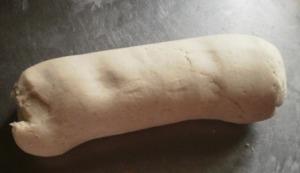 Jowar roti dough