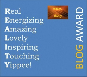 Blog of the Year 2012 and Reality Blog Award (3/3)