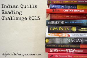 Indian Quills Reading Challenge 2013