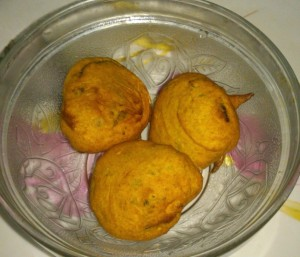 Tiprikai bhajji