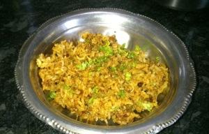 Puliogare/Tamarind Rice